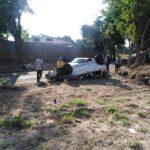 Falleció una persona tras estrellar su vehículo contra un árbol